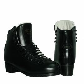 Фигурные ботинки Graf Edmonton special black
